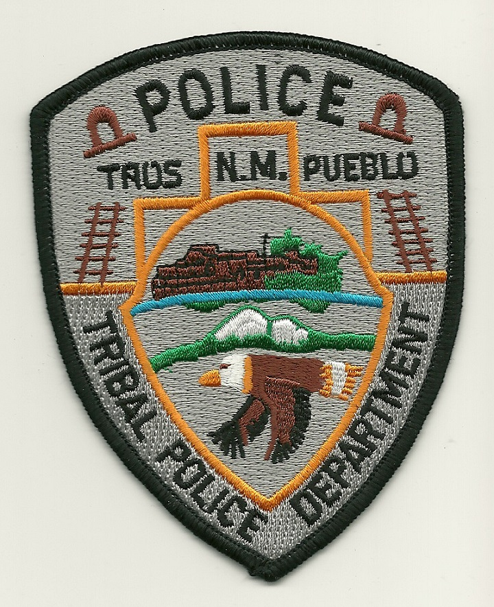 Taos Tribal Police State New Mexico
