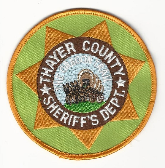 Thayer County Sheriff NE