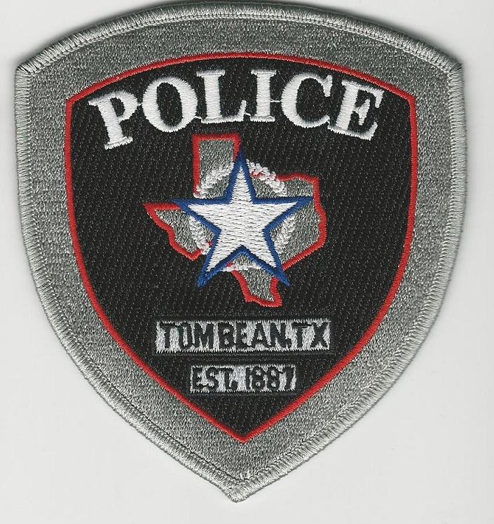 Tom Beam Police TX