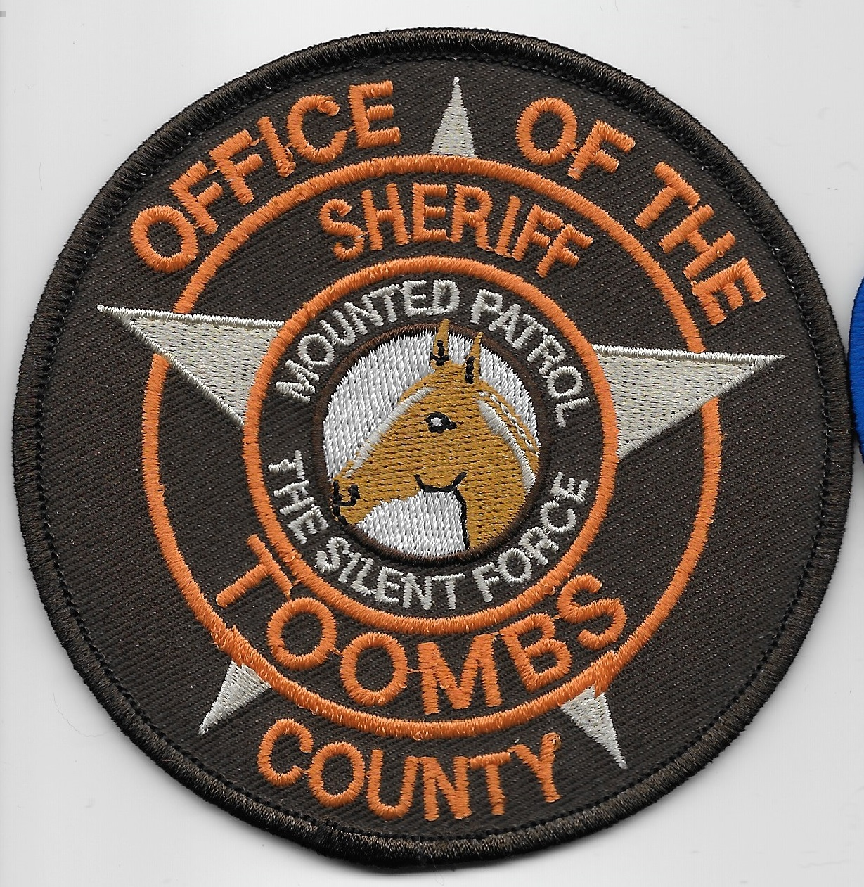 Toombs County Sheriff Mounted GA