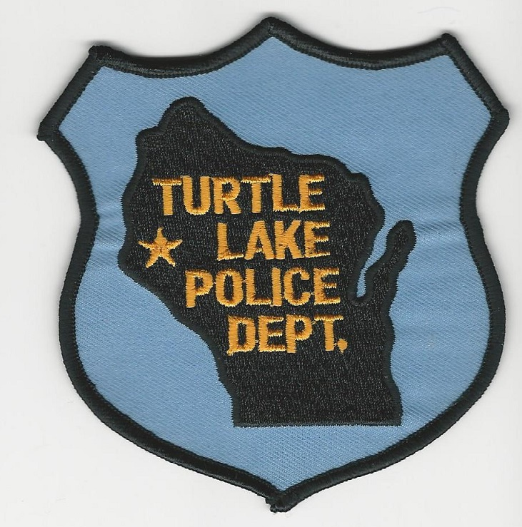 Turtle Lake Police WI