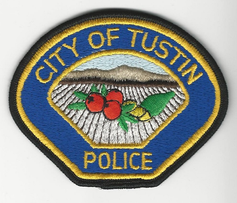 Tustin Police California Current