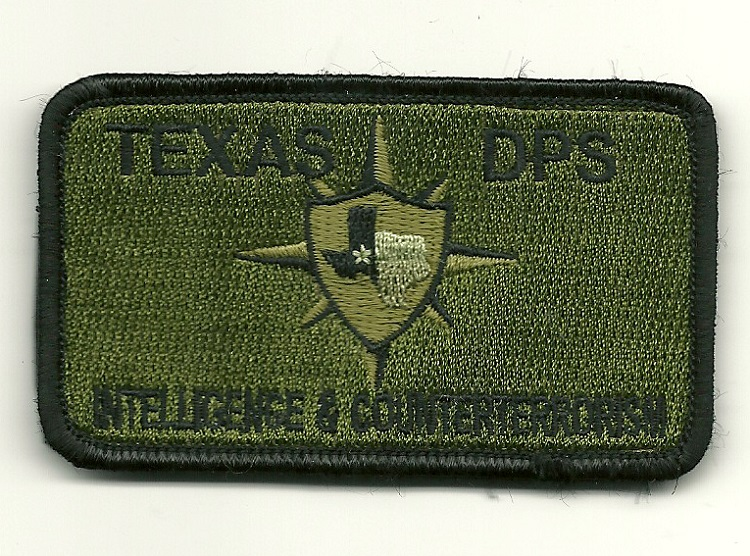 Texas DPS State POlice Intel & Counter Terror