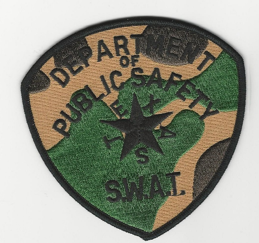 TX DPS SWAT CAMO NEW