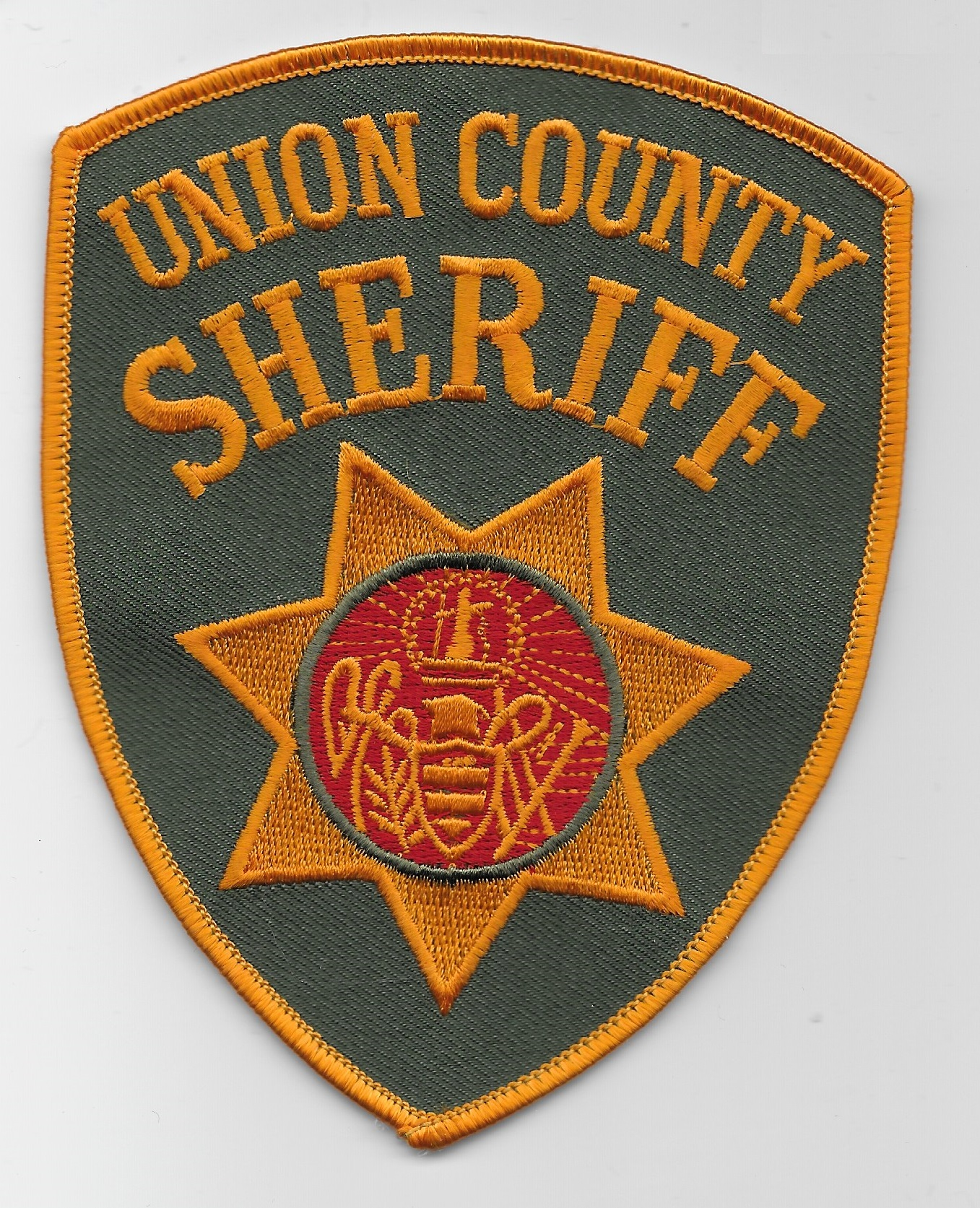 Union County Sheriff AR