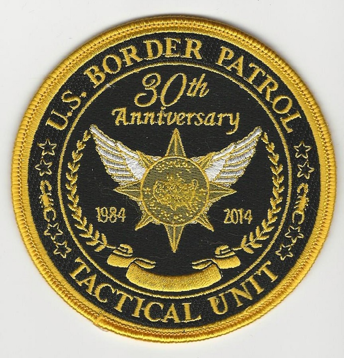 USBP Tactical 30th Anniv