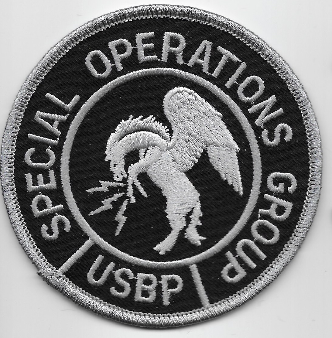 USBP Special OPS GRAY