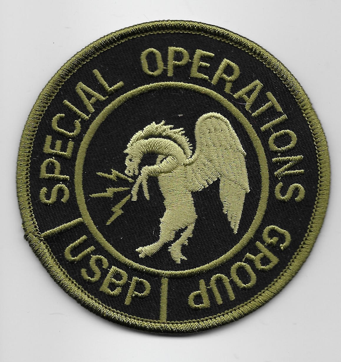 USBP Special OPS GREEN