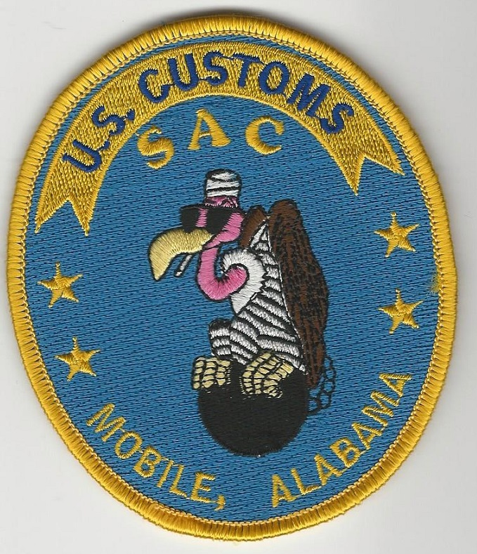 USCS Mobile Alabama SAC