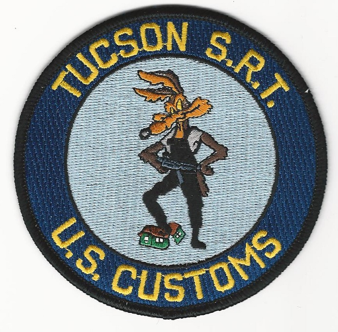 US Customs SWAT Tucson Arizona Willie Coyote SRT