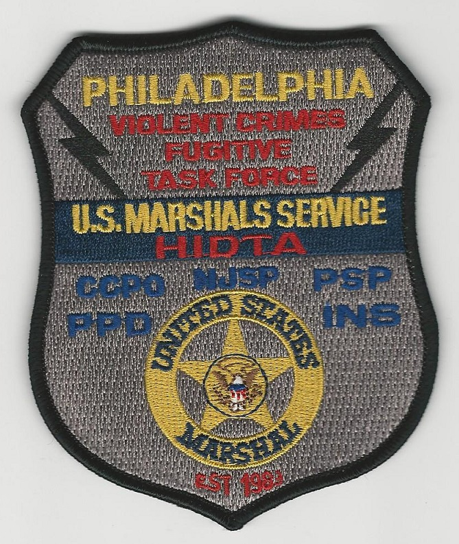 US Marshal Hidta PA NJ