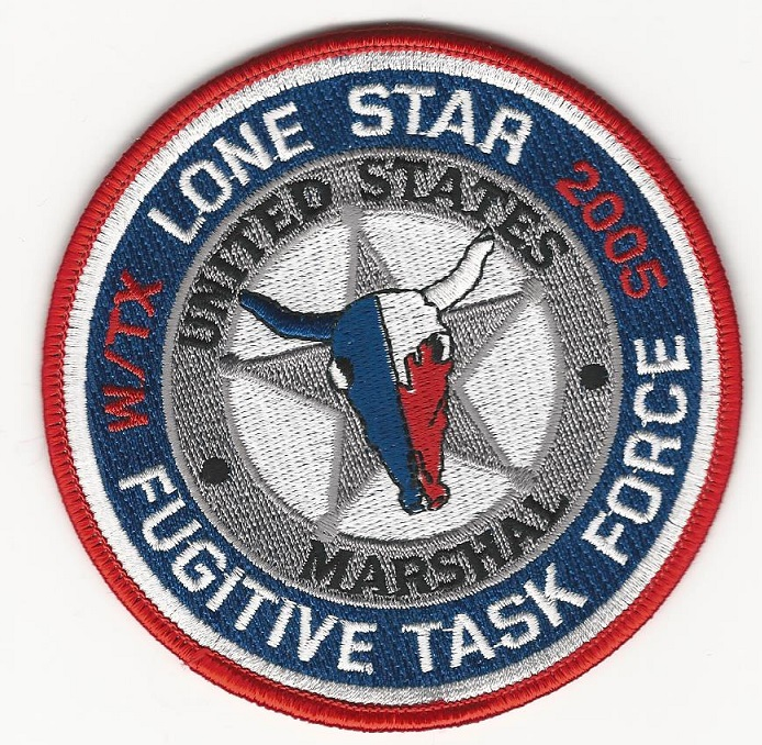US Marshal Texas Lone Star