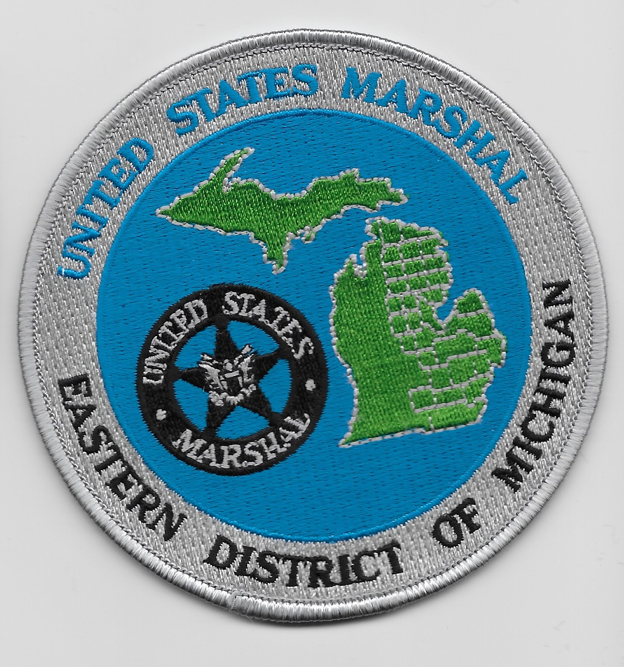 US Marshal E Dist Michigan