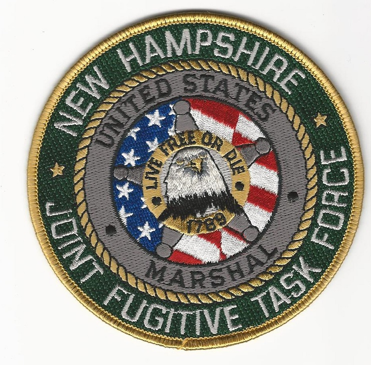 US Marshal New Hampshire Fug Task Force