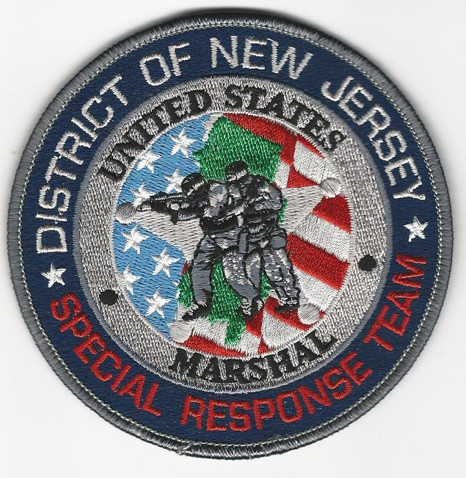 USMS US Marshal SWAT SRT NJ