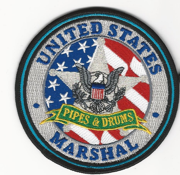 US Marshal Pipes & Drums