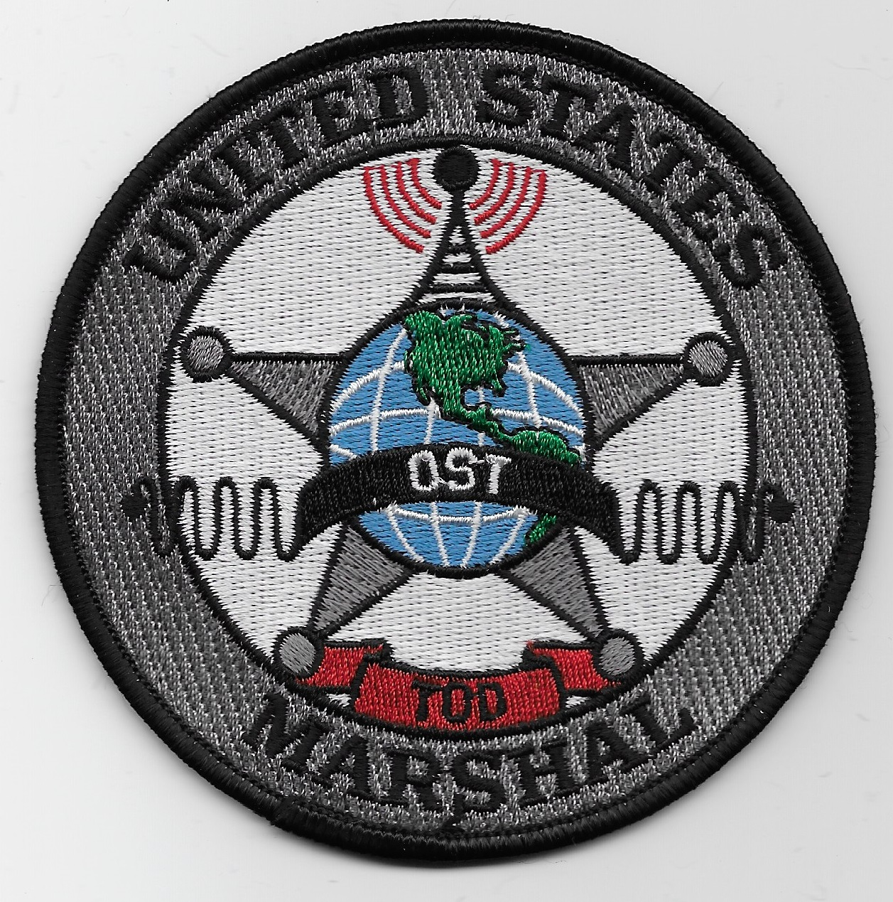 US Marshal Tactical Operations GRAY