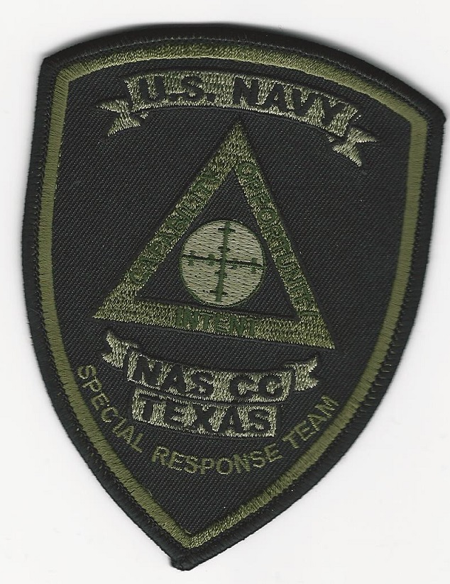 US Navy POlice SRT TEXAS