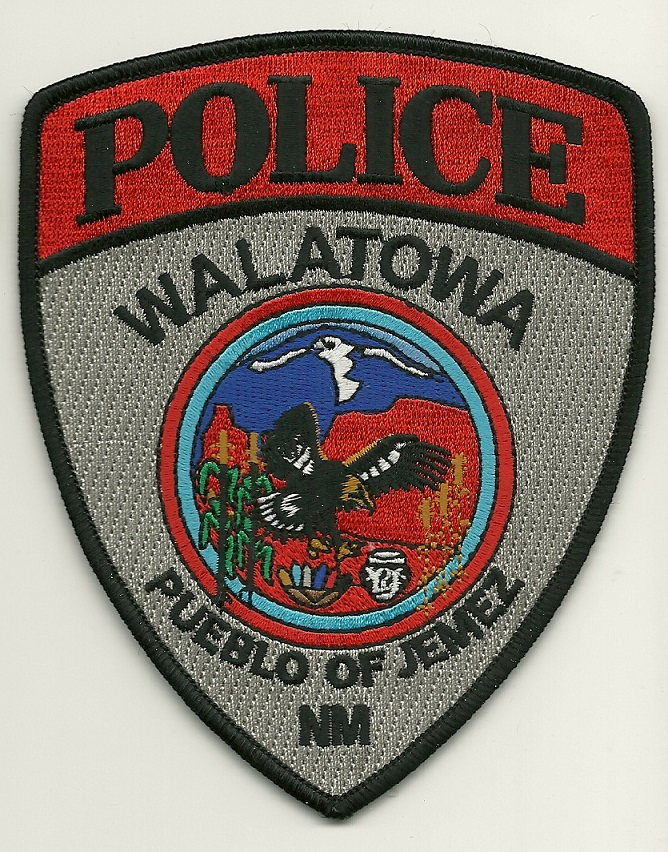 Walatowa Tribal POlice State New Mexico