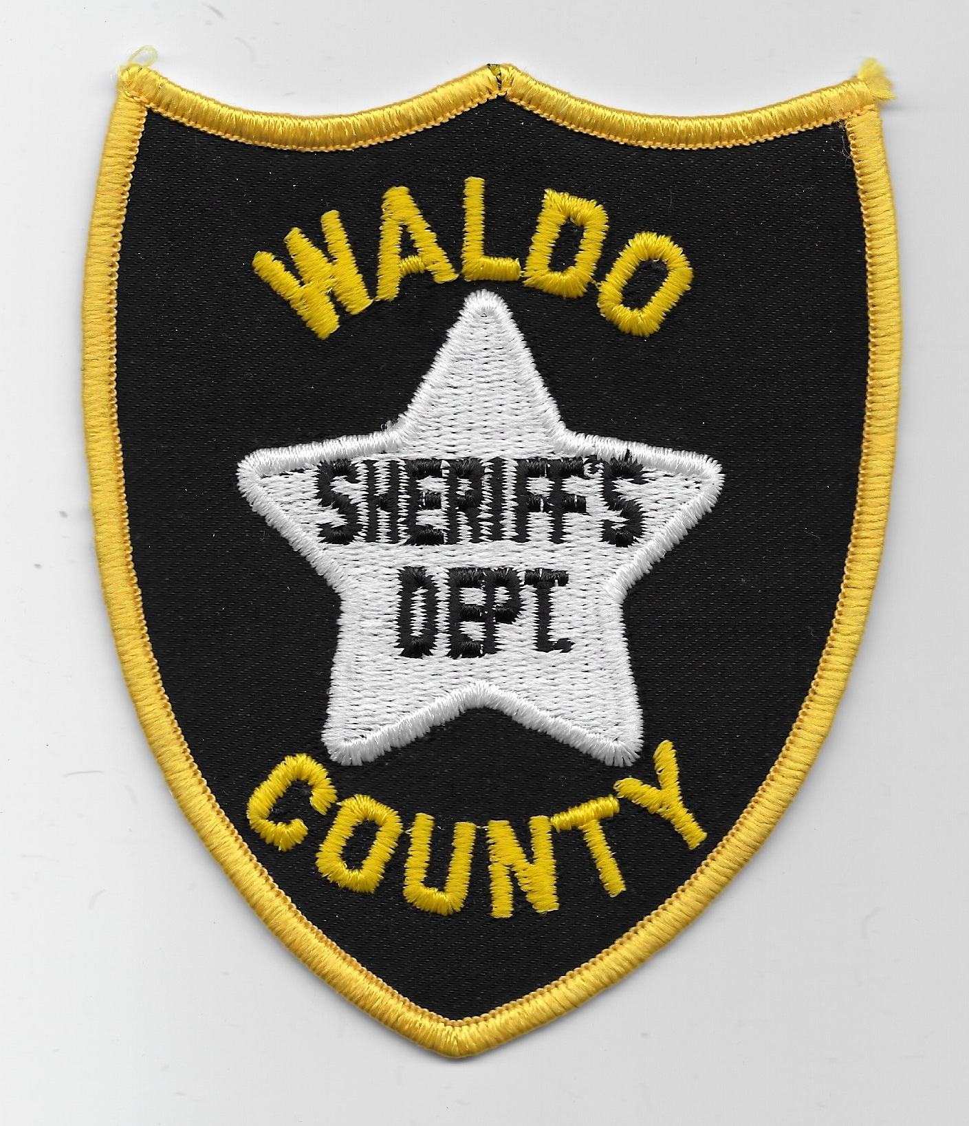 Waldo County Sheriff Maine Older