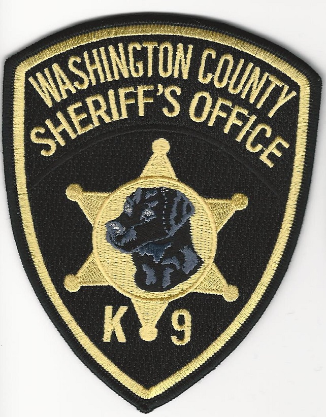 Washington County Sheriff NY k9 k-9