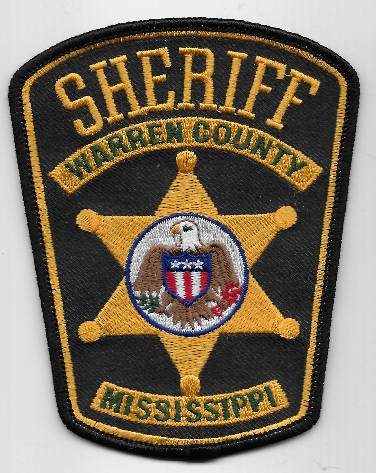 Warren County Sheriff MS