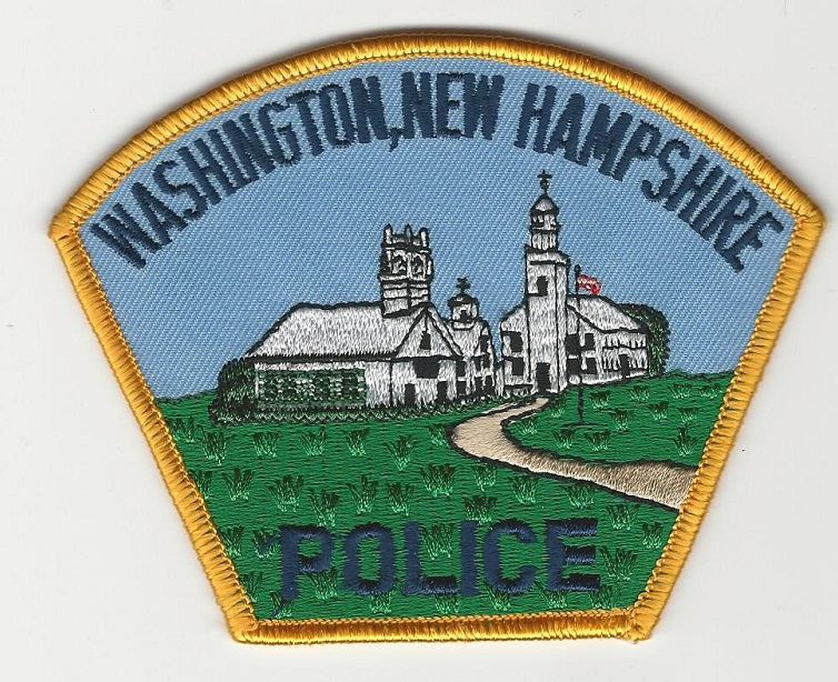 Washington Police NH