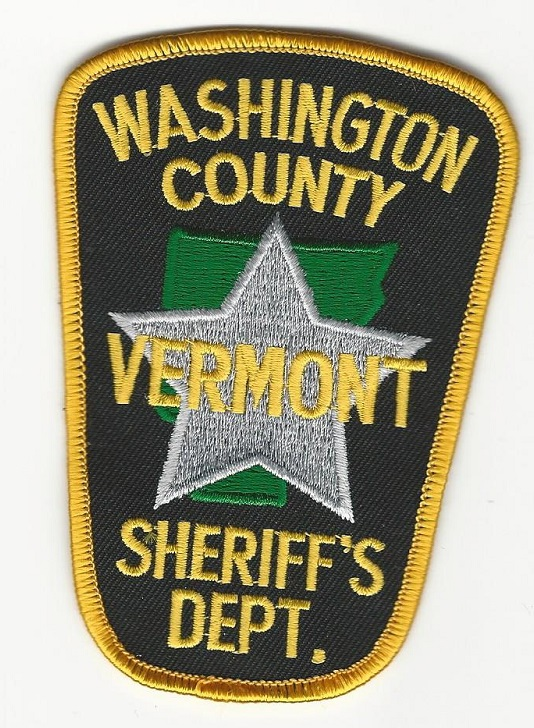 Washington County Sheriff VT