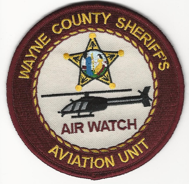 Wayne County Sheriff Aviation NC