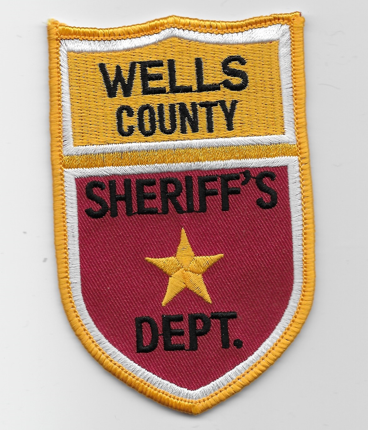 Wells County Sheriff ND
