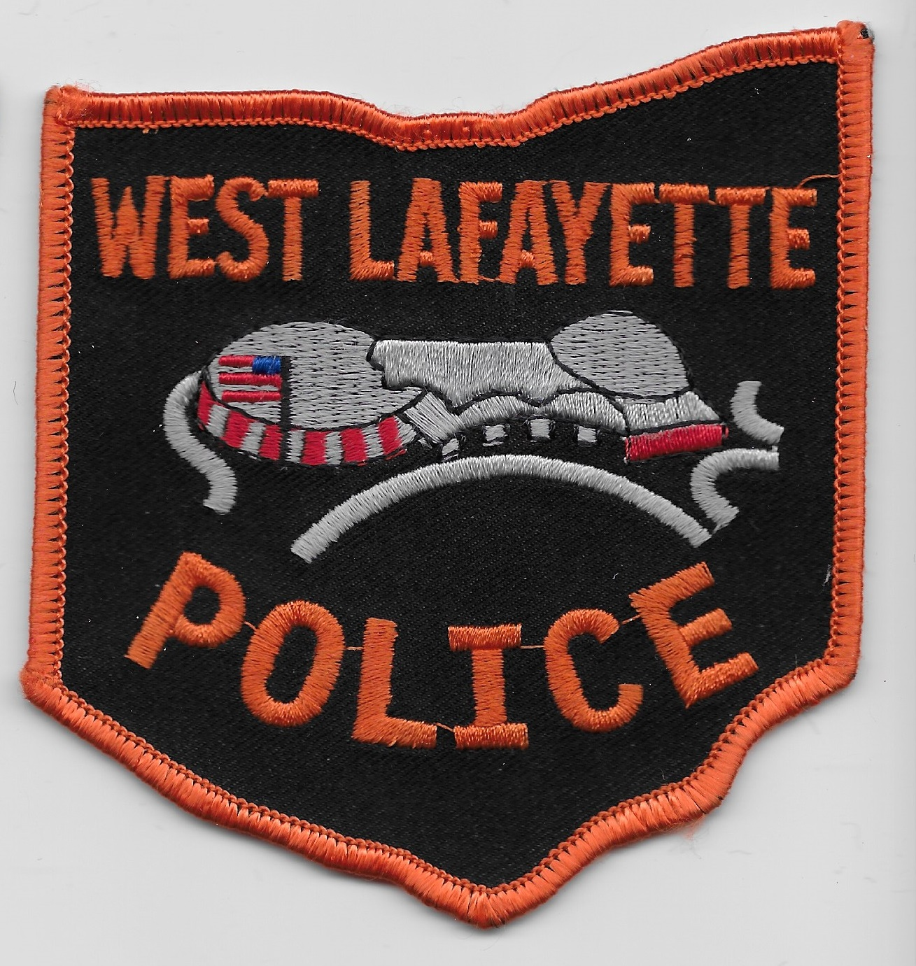 West Lafayette Police OH