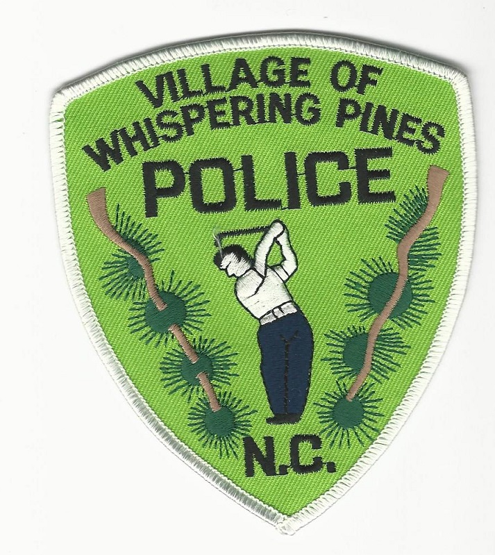 Whispering Pines Police NC