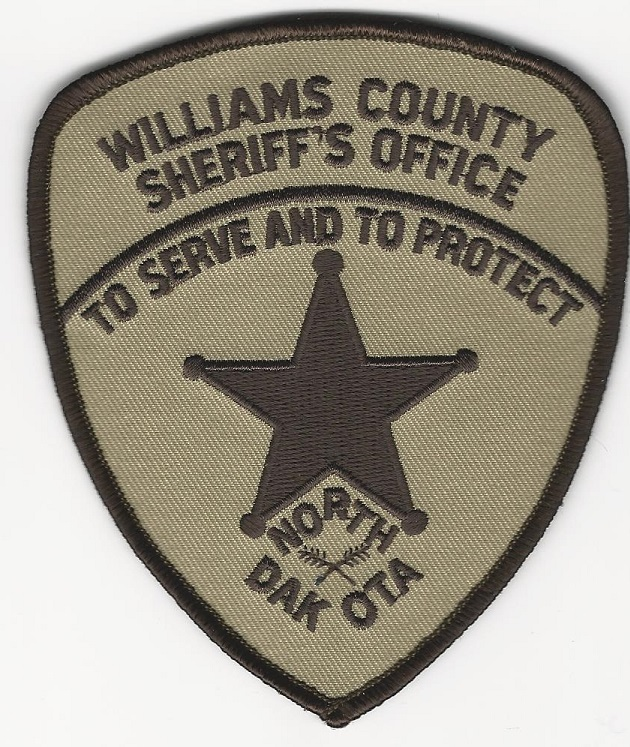 Williams County Sheriff ND