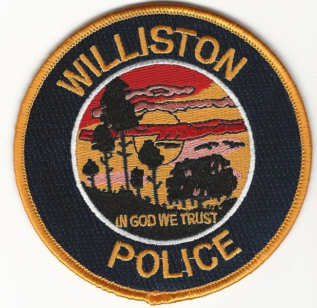 Wiliston Police Florida FL NEW