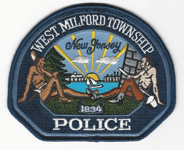 West Milford Twp Police New Jersey NJ