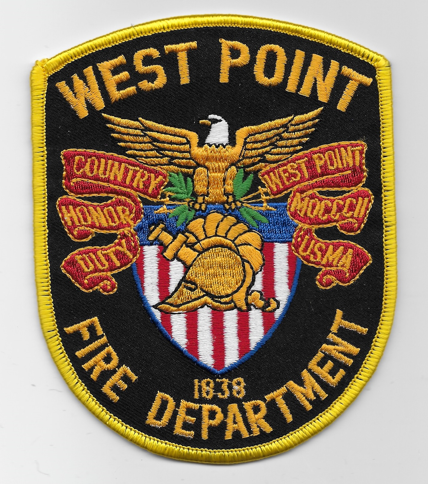 West Point Fire Dept NY
