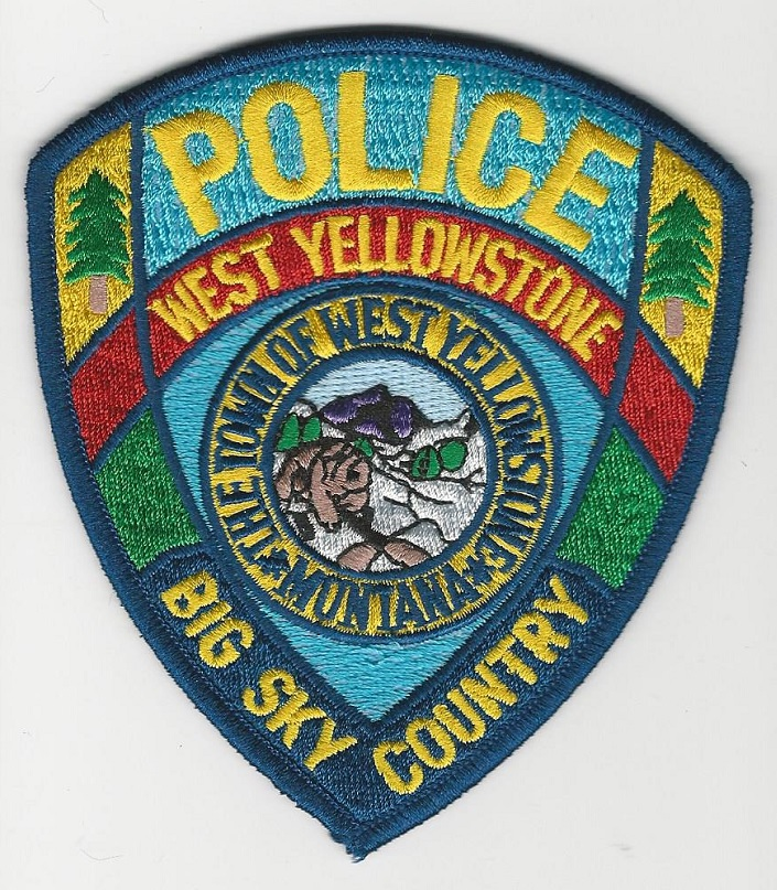 West Yellowstone Police MT