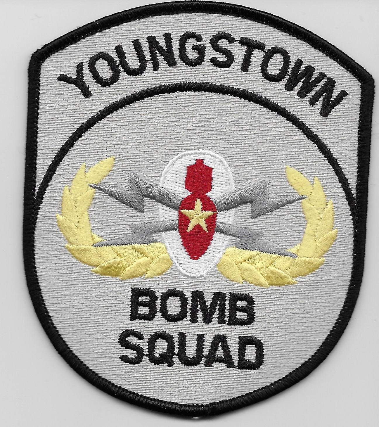 Youngtown Police EOD OH