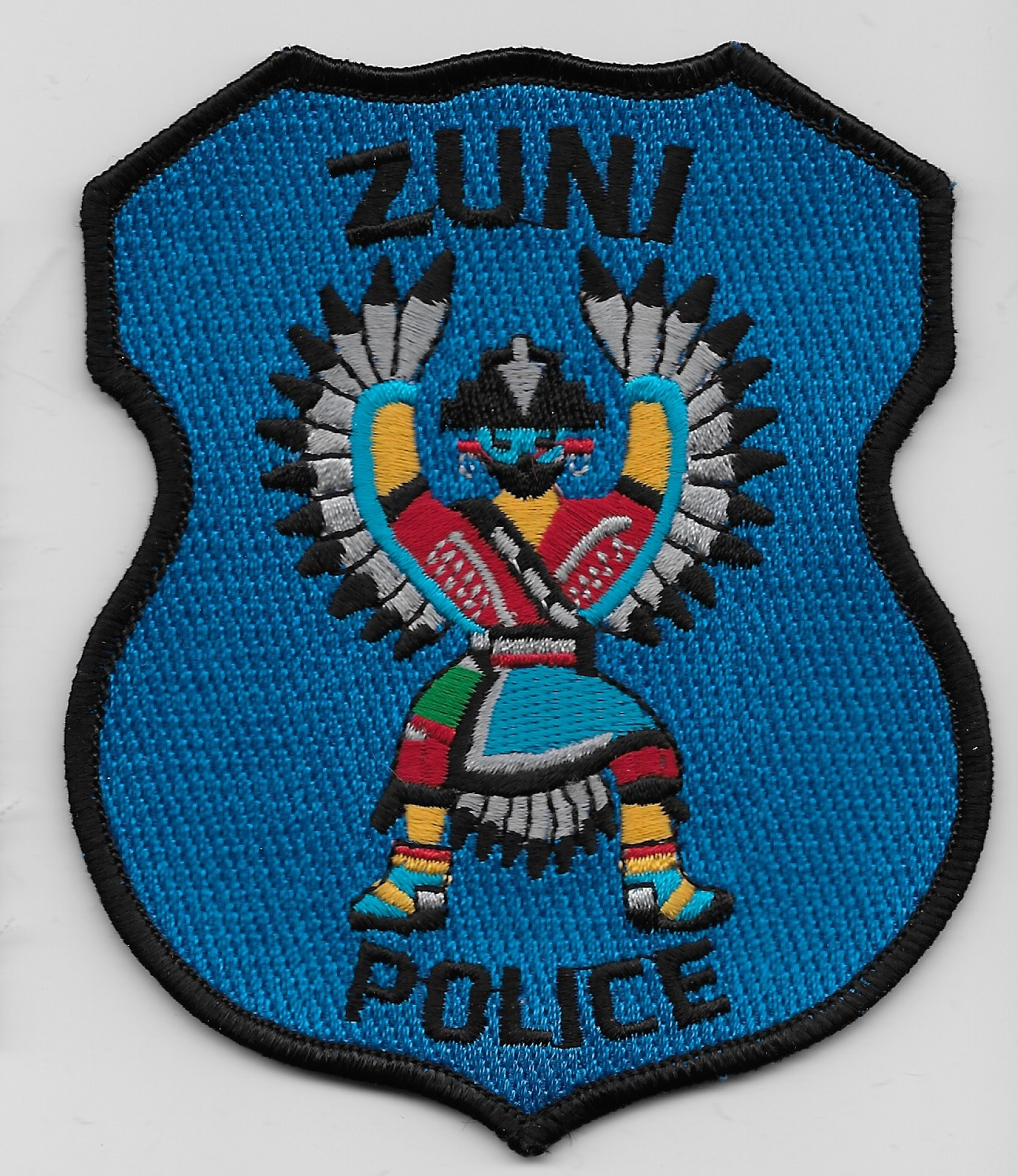 Zuni Tribal Police NM
